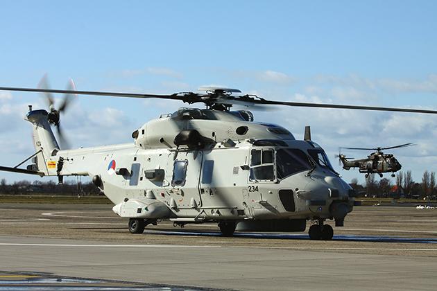 Dutch NH90