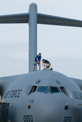 C-17 GISP Story Photo 1 ROI Cleared