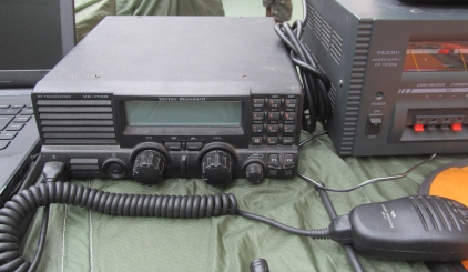 Vertex HF radio