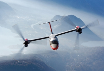 AW609 rollercoaster