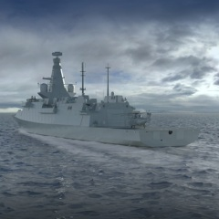 Type 26 Global Combat Ship (1)
