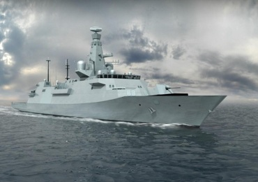 Type 26 Global Combat Ship (2)