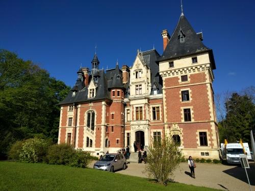Château d'Argentières
