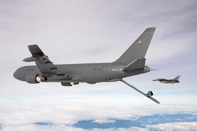 KC-46A full-size