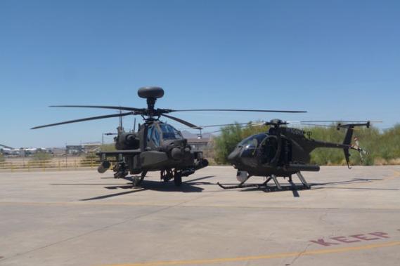 AH-64 and AH-6I