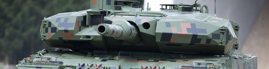 Leopard 2PL Main Battle Tank – Rheinmetall