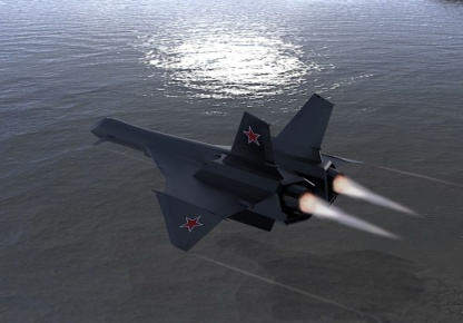 The MIG-31, ask Clint Eastwood if you don't believe me