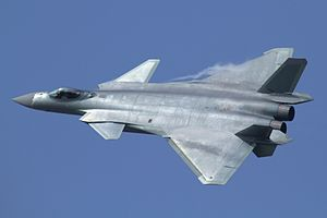 The J-20.