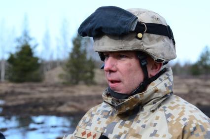 Latvian colonel