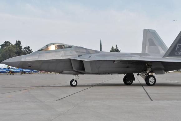 F-35 at FIDAE