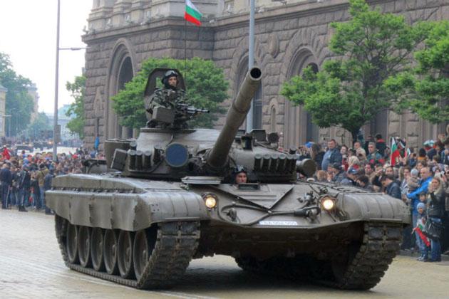 Europe tanks