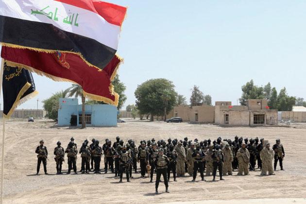 Iraq SOF